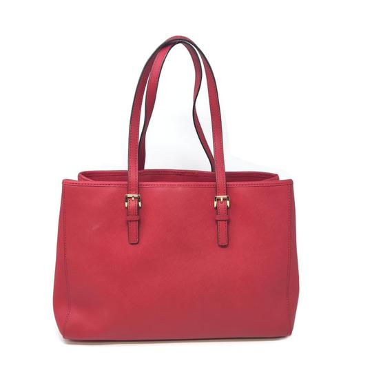 Michael Kors Discounted Tote in Red Image 2