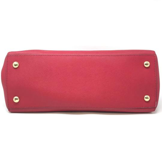 Michael Kors Discounted Tote in Red Image 4