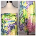 Milly of New York short dress yellow blue multi color on Tradesy Image 1