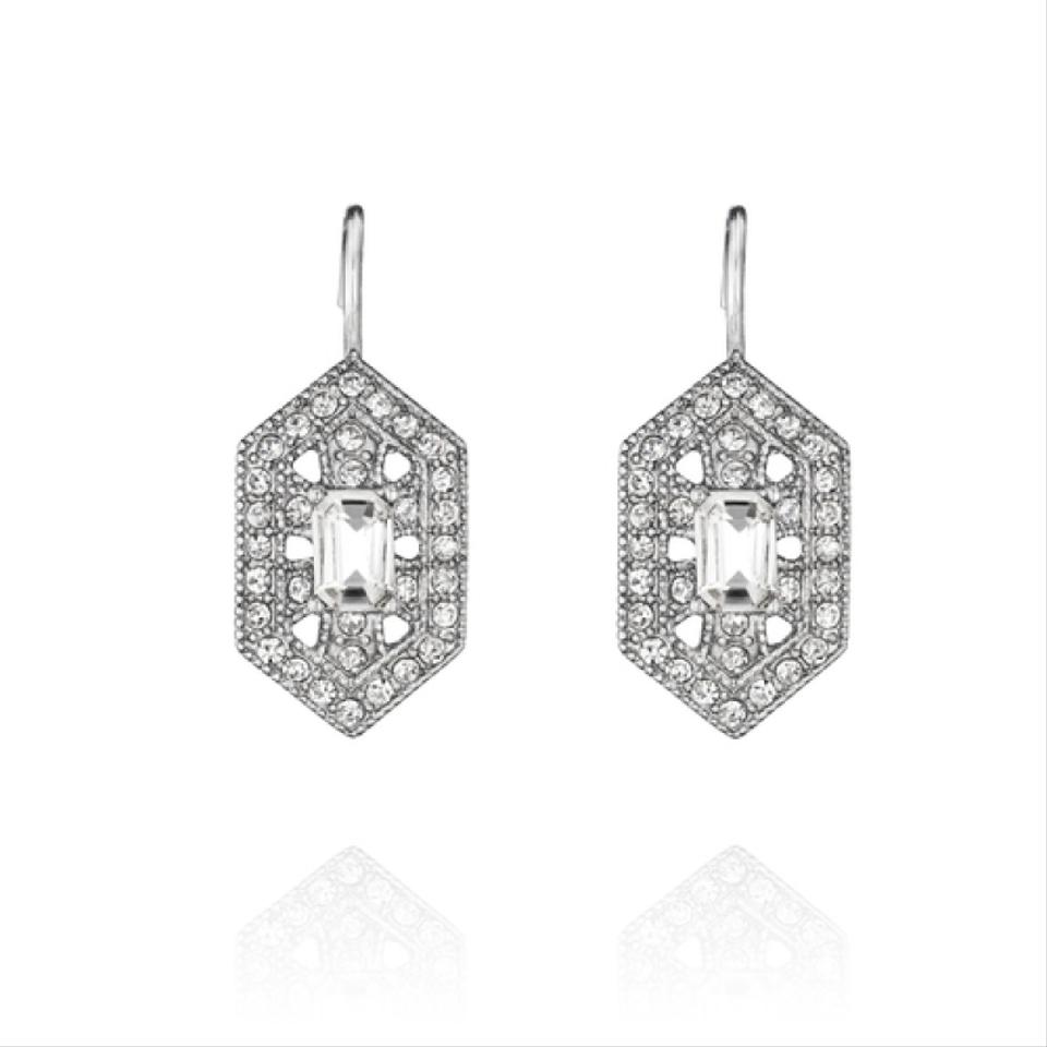 jewelry deco cz pk inspired qaf silver gatsby art sterling earrings chandelier drop bridal bling