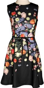 Ted Baker short dress Black Kensinton Flaoral Bow on Tradesy
