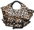Michael Kors Calf-hair Patent Leather Tote in Leopard print Image 0