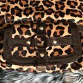 Michael Kors Calf-hair Patent Leather Tote in Leopard print Image 4