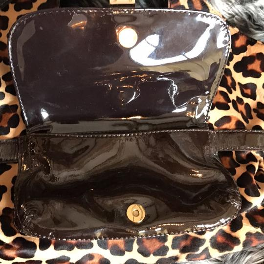Michael Kors Calf-hair Patent Leather Tote in Leopard print Image 6