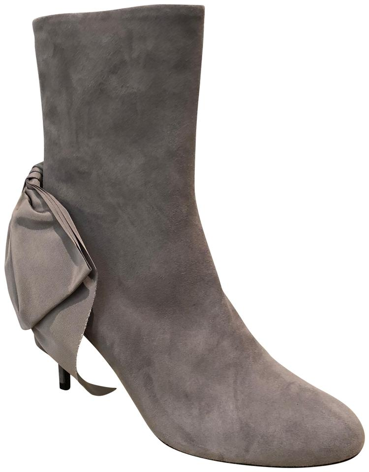 ladies Eugenia Kim Grey in Bow Boots/Booties Used in Grey durability 32332c