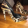 Dolce&Gabbana black, brown, leopard Pumps Image 3