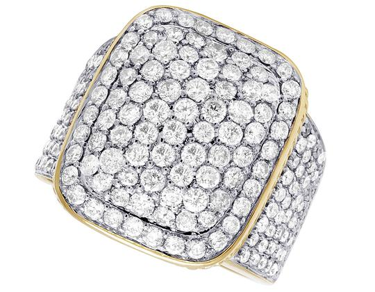 Preload https://img-static.tradesy.com/item/22681297/jewelry-unlimited-14k-yellow-gold-men-s-40ct-diamond-rectangular-pinky-18mm-ring-0-0-540-540.jpg