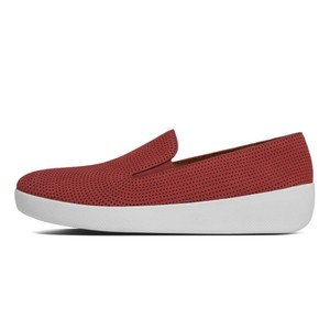 FitFlop Gold red Mules