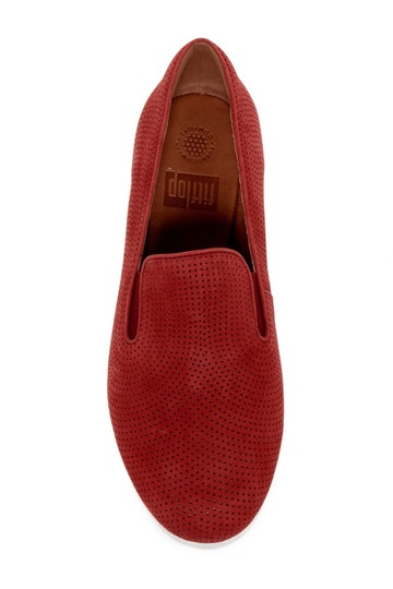 FitFlop Gold red Mules Image 1