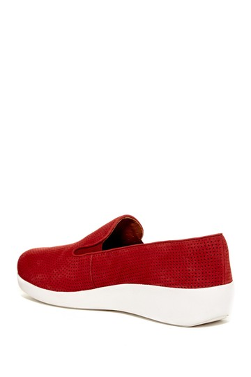FitFlop Gold red Mules Image 2