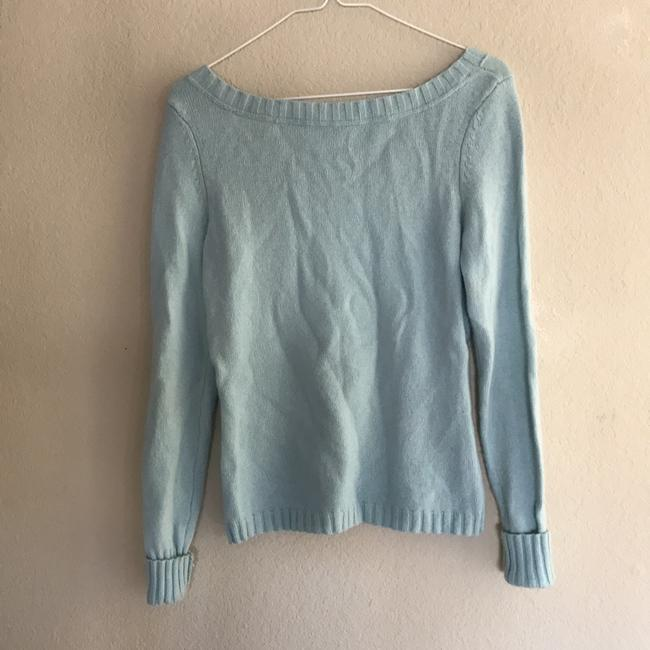 American Eagle Outfitters V Neck Layering Preppy Sweater Image 1
