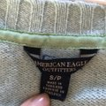 American Eagle Outfitters V Neck Layering Preppy Sweater Image 2