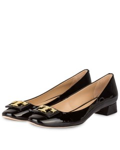 Tory Burch Feminine Ballet Flat And Ballet Black Pumps