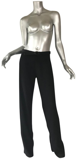 Preload https://img-static.tradesy.com/item/22682137/jean-paul-gaultier-black-stunning-trousers-size-8-m-29-30-0-2-650-650.jpg