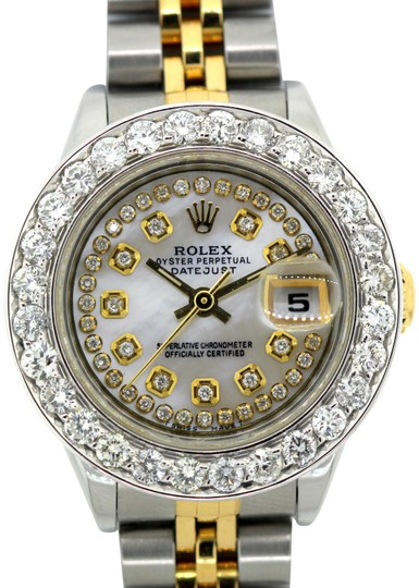 Preload https://img-static.tradesy.com/item/22682220/rolex-27ct-26mm-ladies-datejust-gold-ss-with-box-and-appraisal-watch-0-1-540-540.jpg