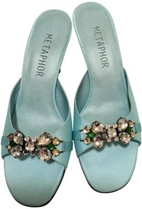 Metaphor aqua/baby blue Formal