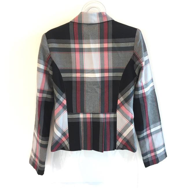 Ben Sherman Plaid Blazer Image 2