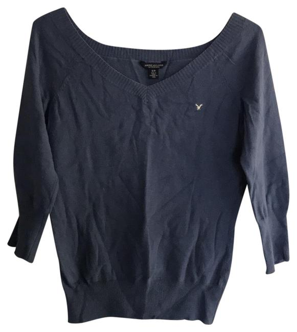 Preload https://img-static.tradesy.com/item/22682348/american-eagle-outfitters-blue-sweater-0-1-650-650.jpg