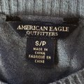 American Eagle Outfitters V Neck 3/4 Sleeve Sweater Image 2