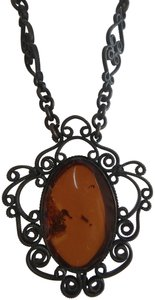 other Vintage Baltic Amber Necklace