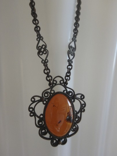other Vintage Baltic Amber Necklace Image 1