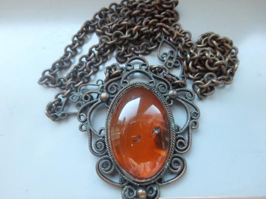 other Vintage Baltic Amber Necklace Image 4