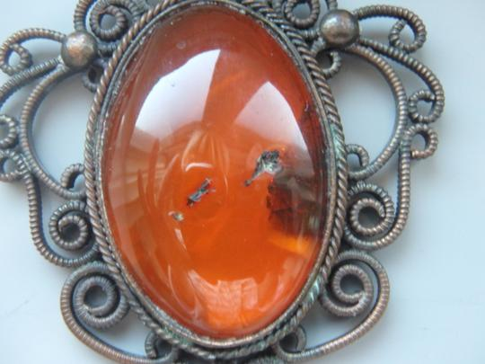 other Vintage Baltic Amber Necklace Image 5