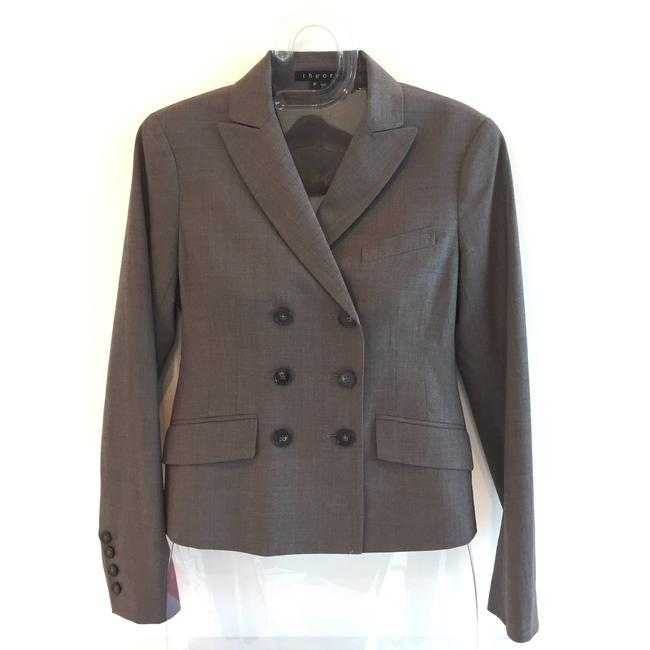 Preload https://img-static.tradesy.com/item/22683014/theory-brown-double-breasted-with-ribbon-detail-skirt-suit-size-0-xs-0-0-650-650.jpg