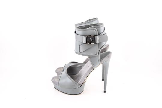 Gucci Grey Platforms Image 2