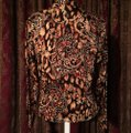 Jones New York Button Down Shirt Multi colored pattern Image 5