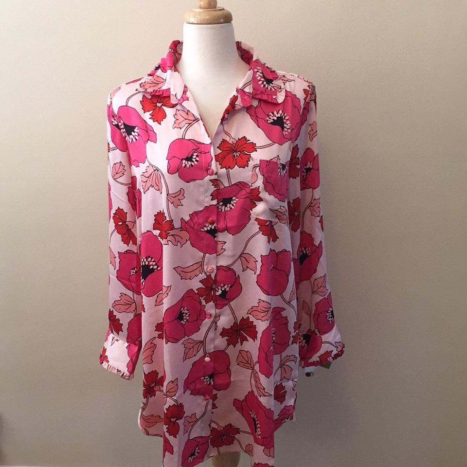 Kate Spade Pink Night Gown Sweater/Pullover Size 8 (M) - Tradesy