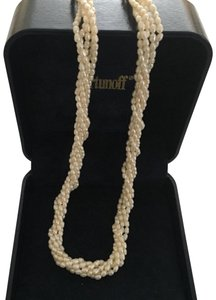 Fortunoff Fine Jewelry 5-strand freshwater pearl necklace