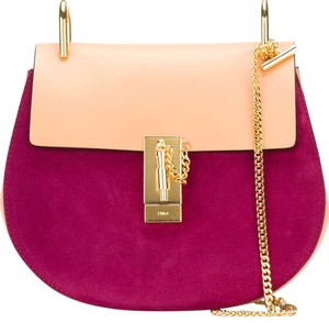 Chloé Gold Handbag Shoulder Bag