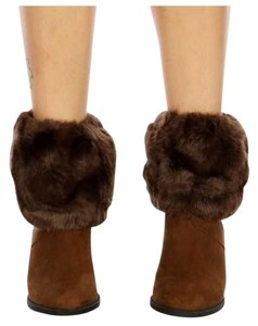Other New Fur Top Leg Warmer Boot Socks Boot Topper