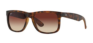 Ray-Ban Tortoise RAY BAN Sunglasses JUSTIN RB 4165 710/13 FREE 3 DAY SHIPPING