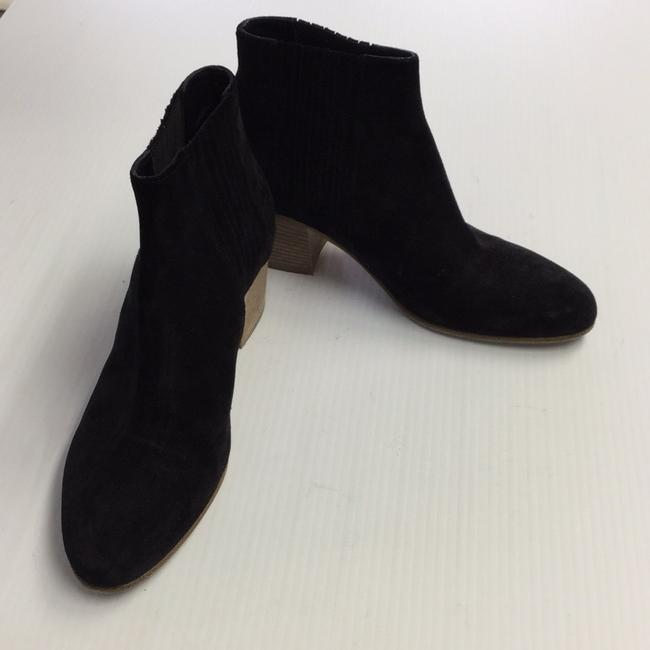 Vince Black Suede Ankle Boots/Booties Size US 8 Regular (M, B) Vince Black Suede Ankle Boots/Booties Size US 8 Regular (M, B) Image 2