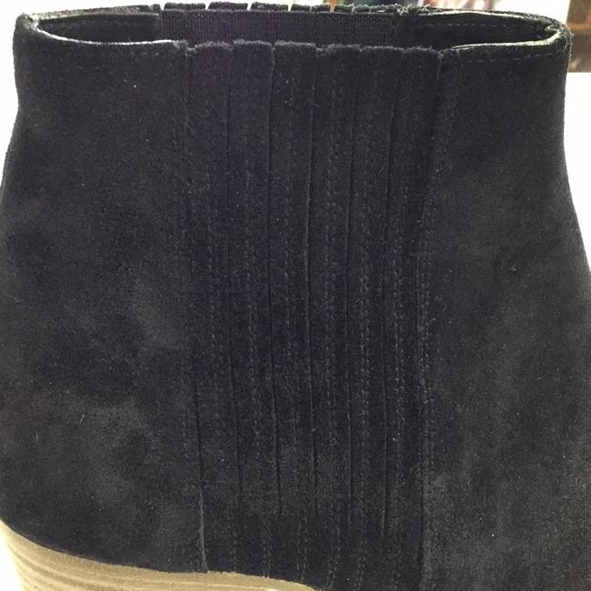 Vince Black Suede Ankle Boots/Booties Size US 8 Regular (M, B) Vince Black Suede Ankle Boots/Booties Size US 8 Regular (M, B) Image 7