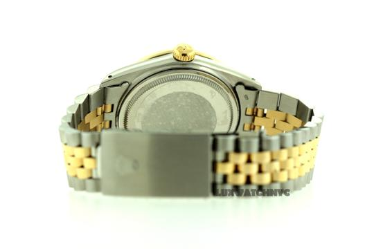 Rolex 1.5CT 36MM DATEJUST GOLD SS WITH BOX & APPRAISAL