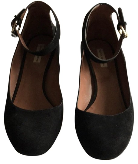 Tabitha Simmons black Pumps