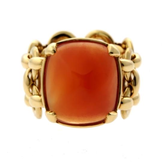 Preload https://item2.tradesy.com/images/hermes-yellow-ring-sugar-loaf-carnelian-gold-ring-22686396-0-0.jpg?width=440&height=440