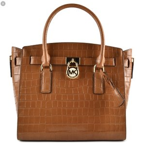 Michael Kors Satchel in Acorn