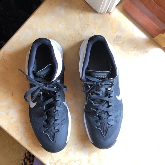 Nike black with white accents Athletic