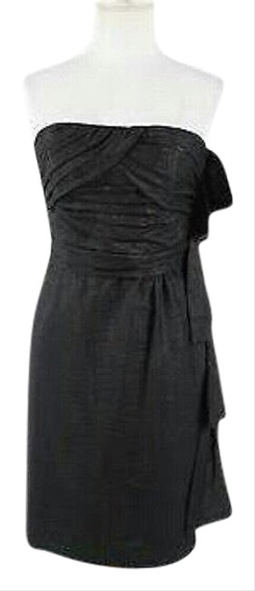 Preload https://img-static.tradesy.com/item/22686716/bcbgeneration-black-strapless-short-cocktail-dress-size-0-xs-0-1-650-650.jpg