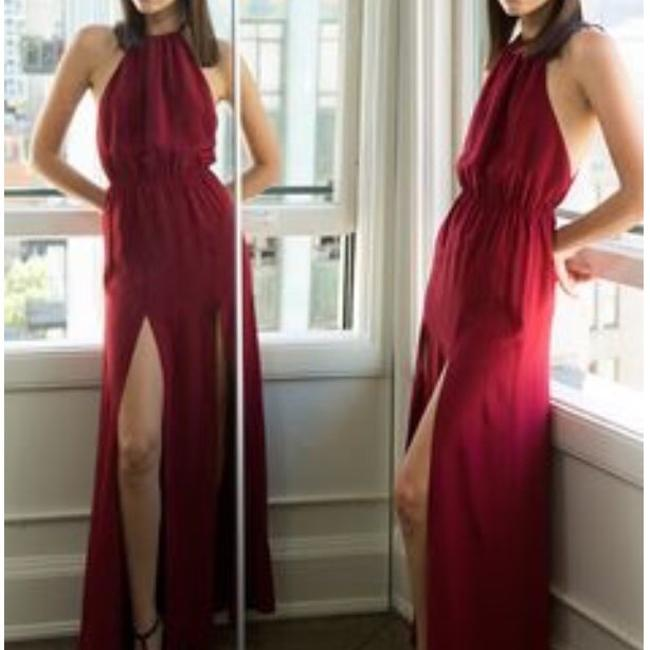 Preload https://item1.tradesy.com/images/stone-cold-fox-red-onyx-long-cocktail-dress-size-2-xs-22686925-0-0.jpg?width=400&height=650