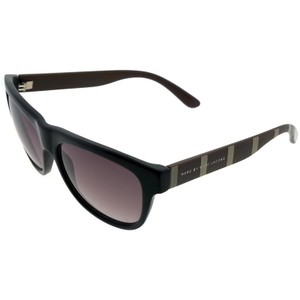 Marc Jacobs MMJ-315-S-K29HA Unisex Black Frame Brown Lens Genuine Sunglasses
