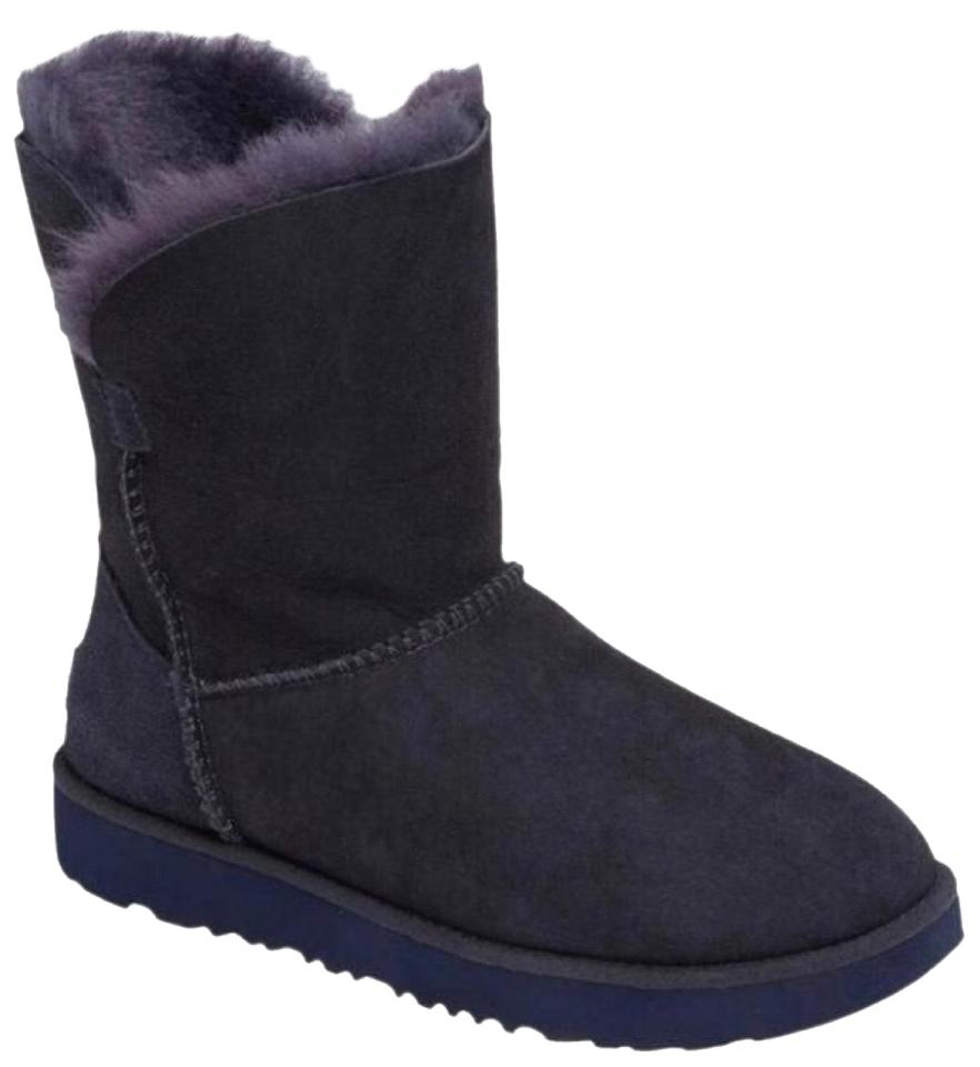 e7df8319ac5 Navy Boots/Booties