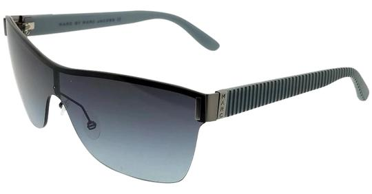 Marc Jacobs MMJ318-S-NCYPT Women's Black Frame Grey Lens Genuine Sunglasses