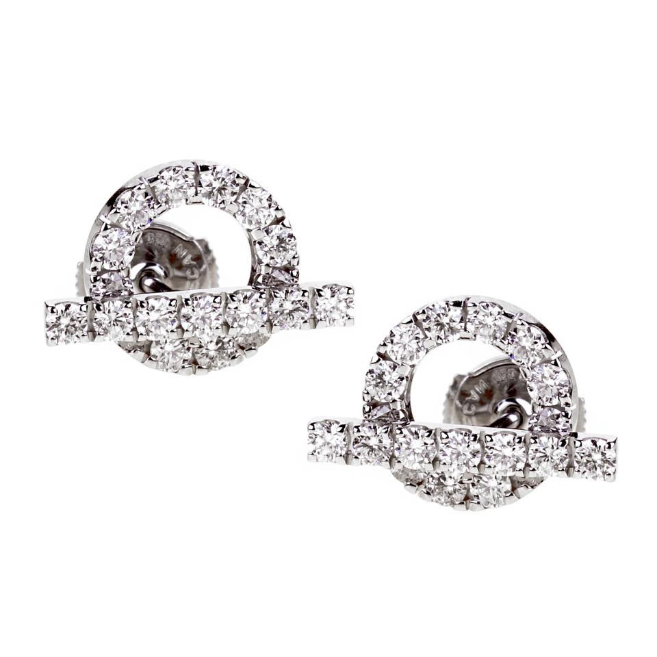 to the right hero choose white how stud earring diamond