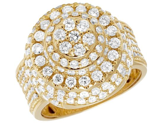 Preload https://item3.tradesy.com/images/jewelry-unlimited-14k-yellow-gold-lollipop-45ct-diamond-pinky-10mm-ring-22687302-0-0.jpg?width=440&height=440
