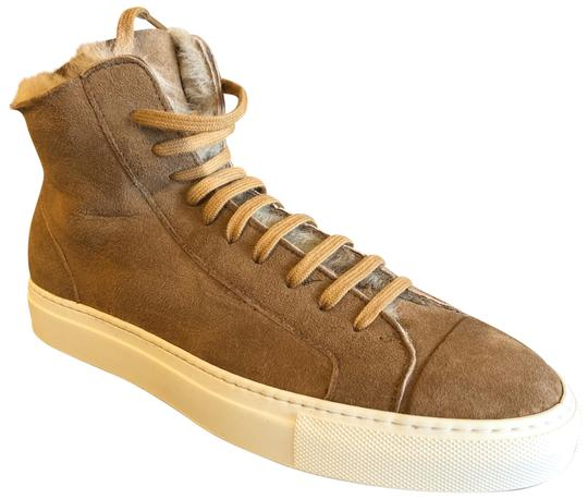 Preload https://item4.tradesy.com/images/common-projects-tobacco-tournament-high-top-sneakers-sneakers-size-us-8-regular-m-b-22687358-0-1.jpg?width=440&height=440